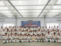 2018年10月、インドネシア支部でリング空手試合とセミナーが開催されました。