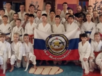 2018年12月1日、ロシア支部で審査会が行なわれました。