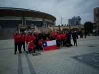 第5回ワールドカップ中国大会、写真集、チリチーム