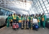 第5回ワールドカップ中国大会、写真集、南アフリカチーム