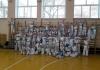 ロシアのアムール支部で新年の稽古が行なわれました。