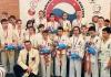 ロシアのアムール支部で武道の祭典が開催されました。