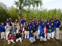 2019年4月27日、ポーランド支部でキャンプが開催されました。