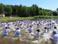 2019年6月23~30日、ウクライナ支部で夏のキャンプが開催されました。