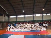 ブラジル支部で少年部の大会が開催されました。