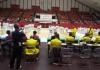 2019年10月20日、第28回 型の部 茨城極真空手道選手権大会が茨城県武道館で開催されました。