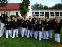 ポーランド支部で夏のキャンプが開催されました。