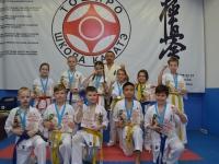 2020年11月28~29日、カザフスタン支部で少年部の大会が開催されました。