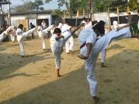 2021年1月10日、インド支部で審査会が行われました。