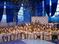 ウクライナ支部で少年部の大会が開催されました。