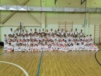 ロシアのクラスノヤルスク支部で昇段審査が行われました。