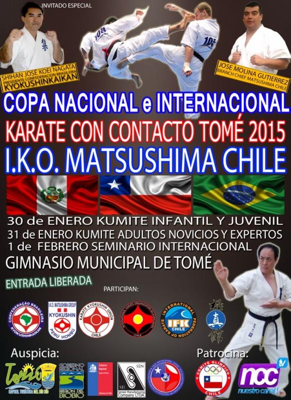 Chile Molina February 2015 2