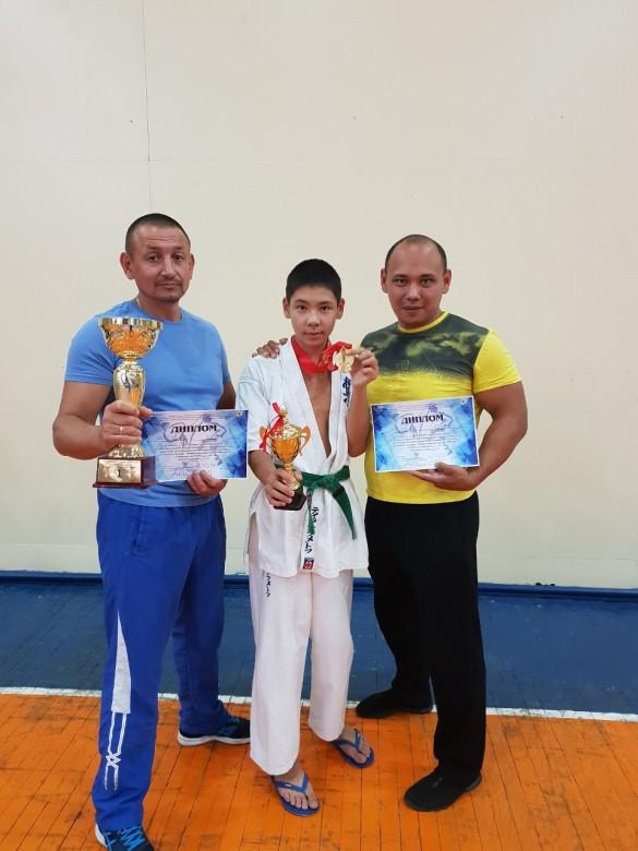 Kazakhstan Denis October 2018 1