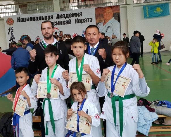 Kazakhstan Denis October 2018 2