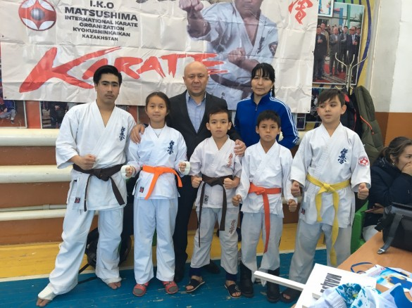 Kazakhstan Talgar December 2018 4