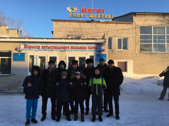Kazakhstan Talgar December 2018 8