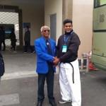 World Cup India B.Nataraj (25)