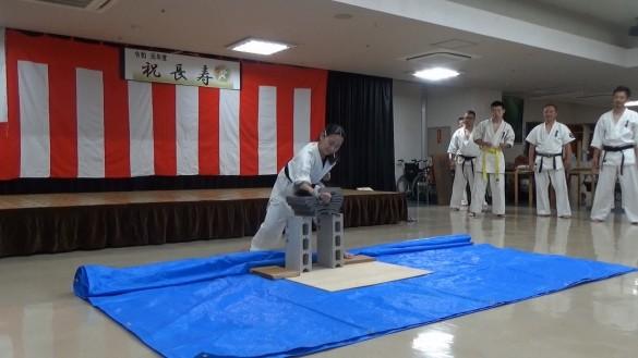 永光荘 演武 4