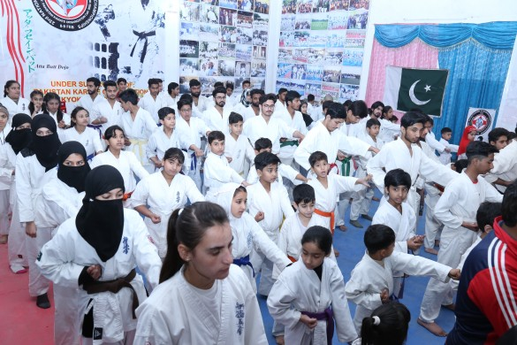 Pakistan Butt March 2020 26